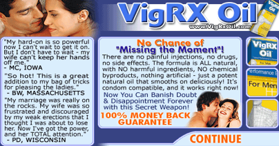 VigRX Oil and the Best Part of Sex Buy now
